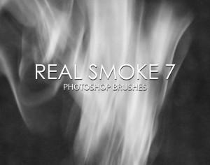 Free Real Smoke Photoshop Brushes 7 Photoshop brush