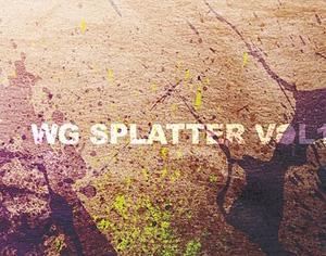 WG Splatters V1 Photoshop brush