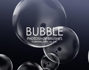 Free Bubble Photoshop Brushes Photoshop brush
