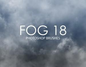 Free Fog Photoshop Brushes 18 Photoshop brush