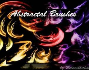 Abstractal Brushes Photoshop brush