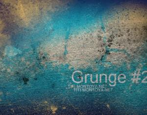 Grunge 2 Photoshop brush