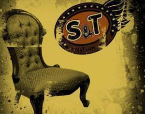 S&T Vintage Chairs Brush Set  Photoshop brush