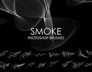 Free Abstract Smoke Photoshop Brushes 5 Photoshop brush