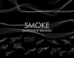Free Abstract Smoke Photoshop Brushes 2 Photoshop brush