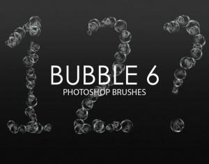 Free Bubble Photoshop Brushes 6 Photoshop brush