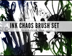 Ink Brush Pack Photoshop brush