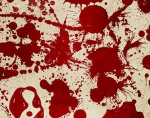 Blood Splatter Brushes Photoshop brush