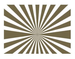 Rays Of Light Photoshop brush