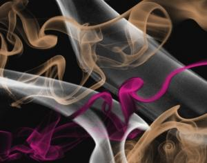 Romantic Smoke Brushes Photoshop brush