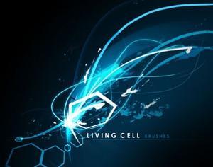 Living Cell Brushes Photoshop brush