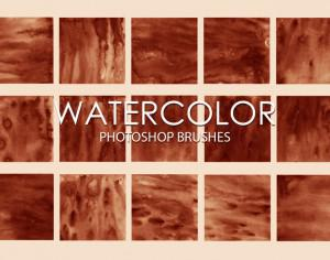 Free Watercolor Photoshop Brushes Photoshop brush