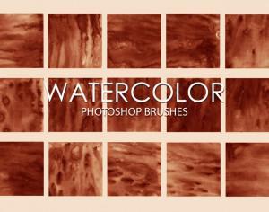 Free Watercolor Photoshop Brushes Photoshop brush