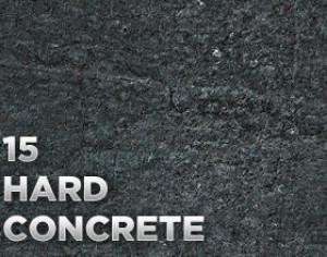 15 Hard Concrete Texture Brushes Photoshop brush