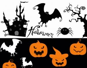 Halloween Brush Set Photoshop brush