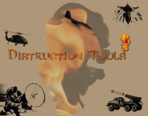 Distruction Tools Photoshop brush