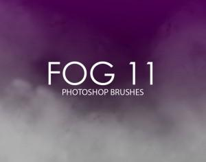 Free Fog Photoshop Brushes 11 Photoshop brush
