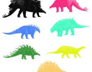 Armoured Dinosaurs Brushes 1 Photoshop brush