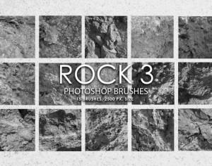Free Rock Photoshop Brushes 3 Photoshop brush
