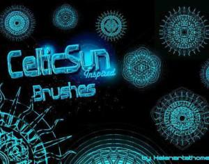 CelticSun Brushes Photoshop brush
