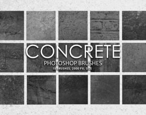 Free Concrete Photoshop Brushes Photoshop brush