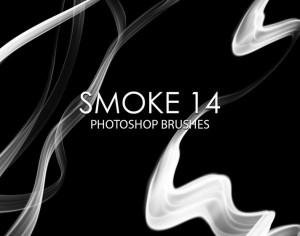 Free Smoke Photoshop Brushes 14 Photoshop brush