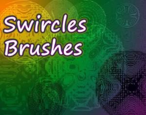 Swircles Ornament Brushes Photoshop brush