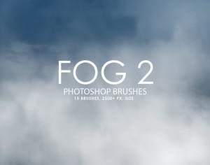 Free Fog Photoshop Brushes 2 Photoshop brush