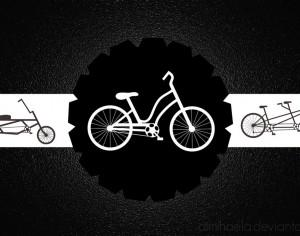Bicycles Brushes Photoshop brush