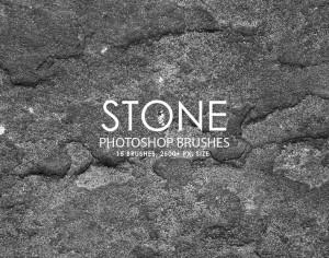 Free Stone Photoshop Brushes Photoshop brush