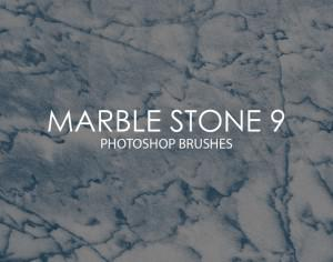 Free Marble Stone Photoshop Brushes 9 Photoshop brush