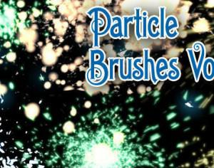 Hi-Res Particle Brushes Vol. 2 Photoshop brush