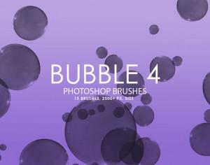 Free Bubble Photoshop Brushes 4 Photoshop brush