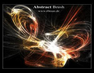 Abstract Brushset II Photoshop brush