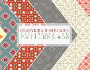 Patterns .38 Photoshop brush