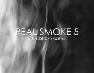 Free Real Smoke Photoshop Brushes 5 Photoshop brush