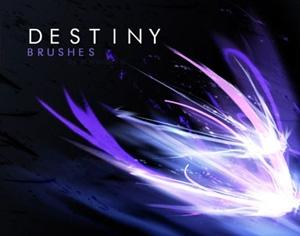 Destiny Brushes Photoshop brush