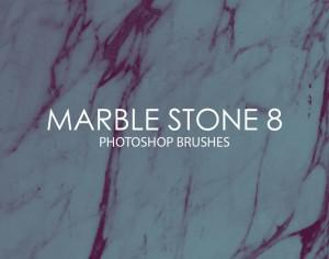 Free Marble Stone Photoshop Brushes 8 Photoshop brush