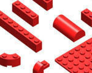 Lego Brick Brush Pack Photoshop brush