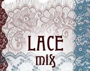 Lace Mix Photoshop brush