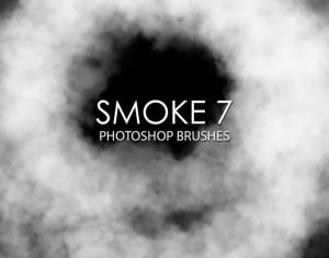Free Smoke Photoshop Brushes 7 Photoshop brush
