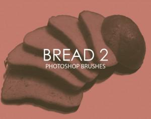 Free Bread Photoshop Brushes 2 Photoshop brush