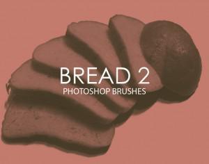 Free Bread Photoshop Brushes 2 Photoshop brush