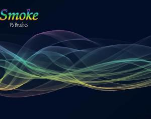 20 Smoke PS Brushes abr. Vol.14 Photoshop brush