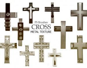 20 Cross PS Brushes abr. Photoshop brush