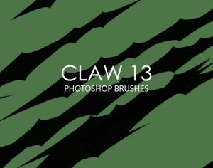 Free Claw Photoshop Brushes 13 Photoshop brush