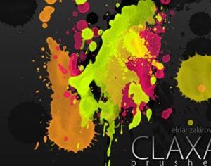 Claxa Brushes Photoshop brush