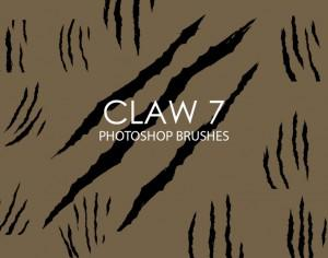 Free Claw Photoshop Brushes 7 Photoshop brush