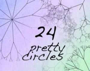 Pretty Circles Photoshop brush