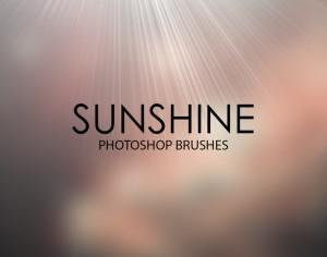 Free Sunshine Photoshop Brushes Photoshop brush